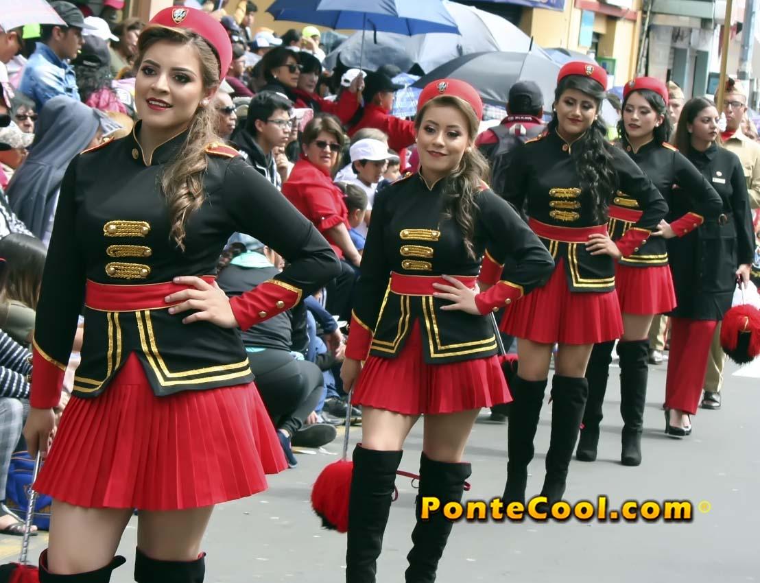 U. E. Bolívar Desfile del 12 de Noviembre de 2019