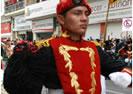 Colegio Bolivar Ambato Desfile del 12 de Noviembre 2012
