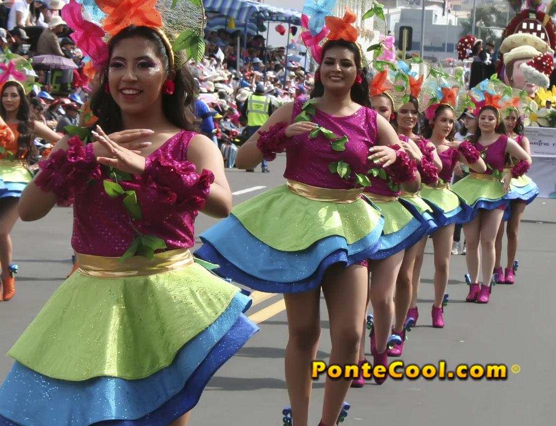 Desfile Fiesta de la Fruta y de las Flores Ambato 2020 Galería 2