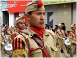 Colegio Bolivar desfile 12 de Noviembre 2011