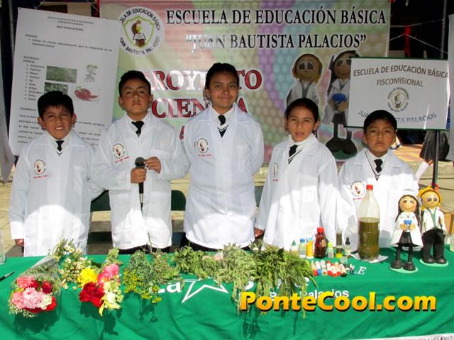 Feria Zona Distrital 1 Unidad Educativa Ambato 2015