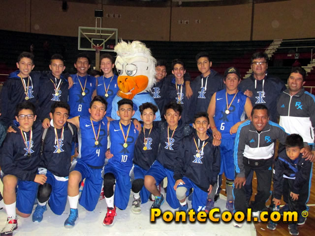 Finales de B�squet Intercolegial 2016 Categoria Intermedia