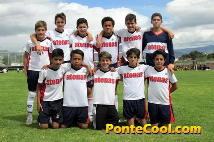 Campeonato Intercolegial de fútbol categoría superior e inferior 2016