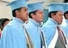 Incorporación del colegio Guayaquil 2012