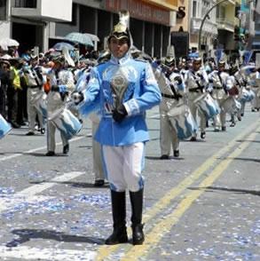 El Guayaquil el Colegio Mas Cool del 12 de Noviembre 2012