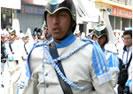 Colegio Guayaquil Desfile del 12 de Noviembre 2012