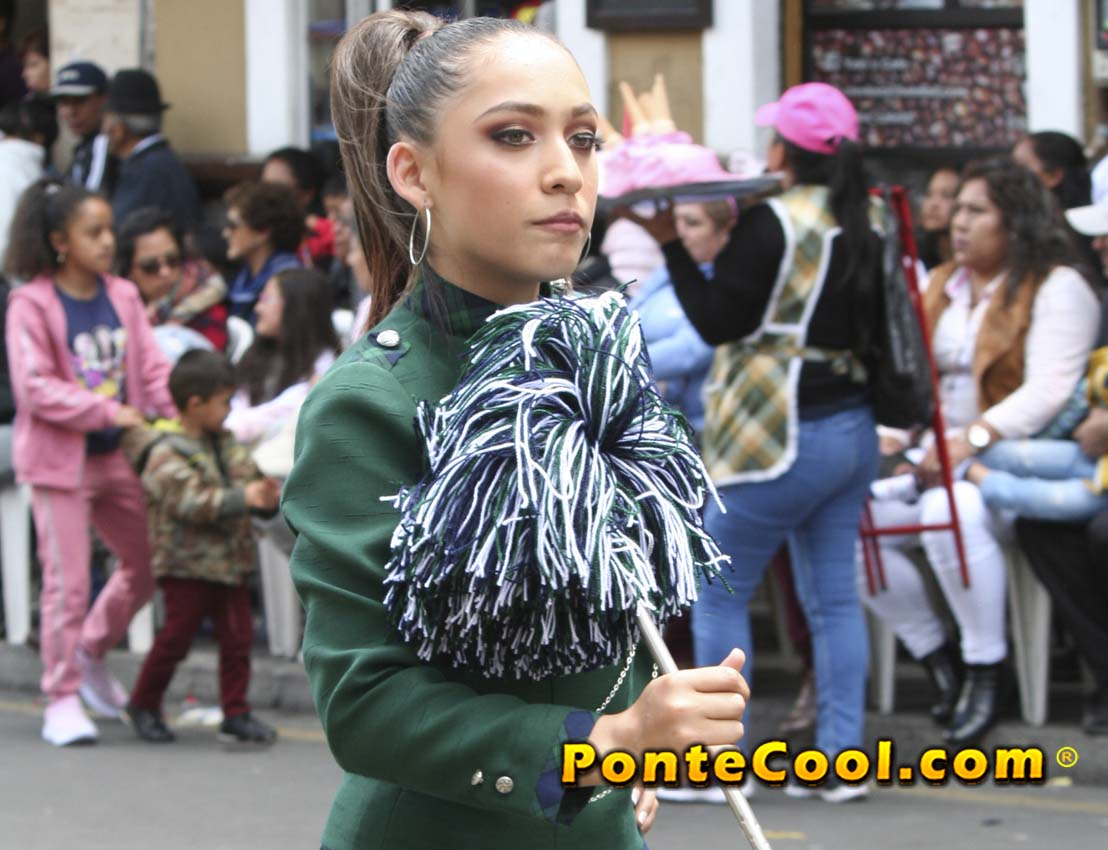 U. E. Indoamerica Desfile del 12 de Noviembre de 2019