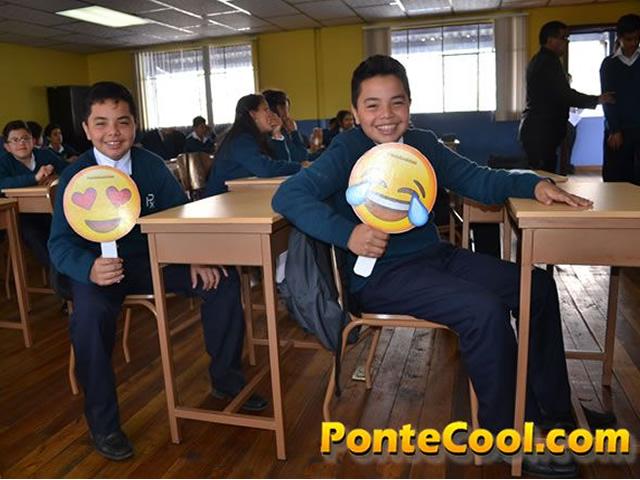 Inicio de clases 2016 en la Unidad Educativa Pio X