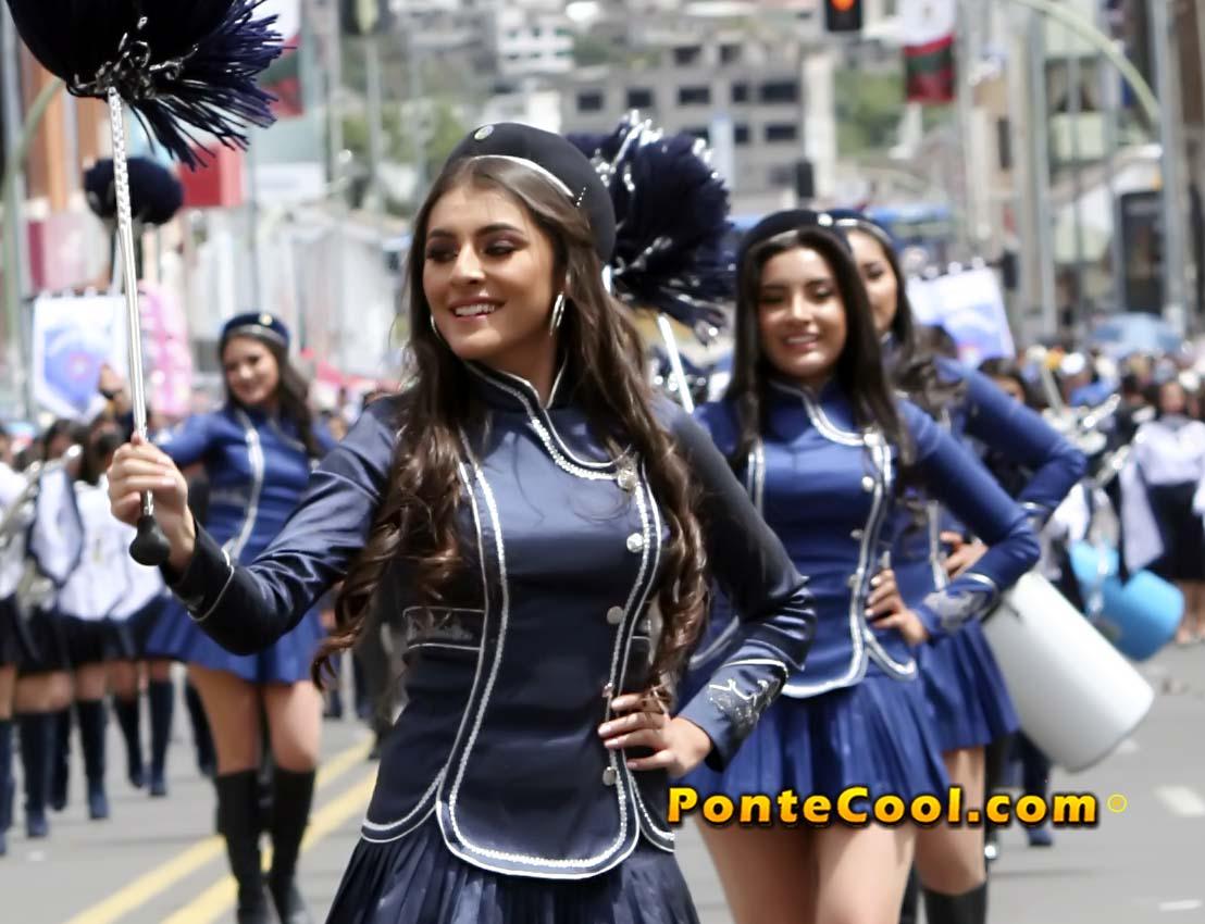 U. E. La Inmaculada Desfile del 12 de Noviembre de 2019
