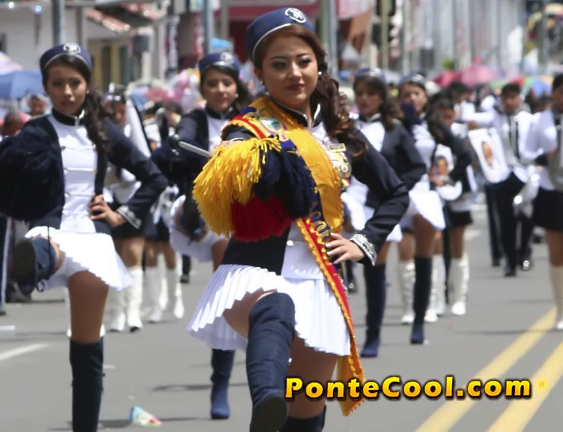 U. E. Juan Montalvo Desfile del 12 de Noviembre de 2019