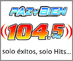 Radio Paz y Bien 104.5 FM