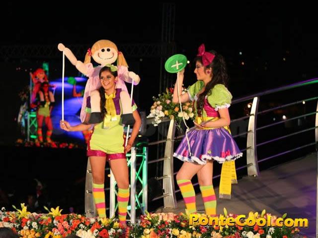 Presentación oficial de la Fiesta de la Fruta y de las Flores Ambato 2016