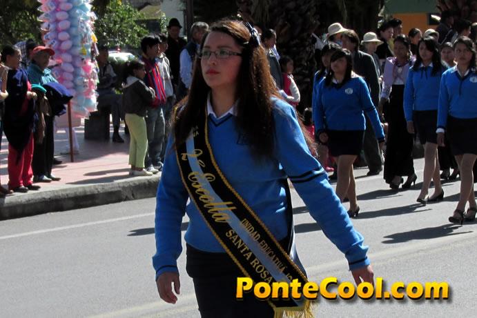 Santa Rosa celebra sus 155 años de parroquialización