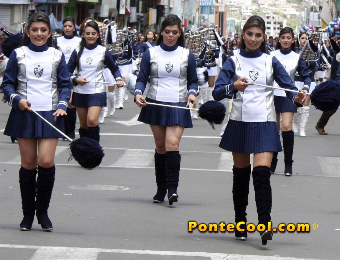 U. E. Santo Domingo de Guzmán Desfile del 12 de Noviembre de 2019