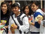Inicio de clases en el Colegio Santo Domingo de Guzman 2012