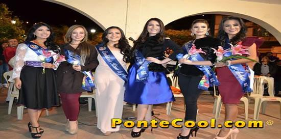 Serenatas a las candidatas a Reina de Ambato 2018