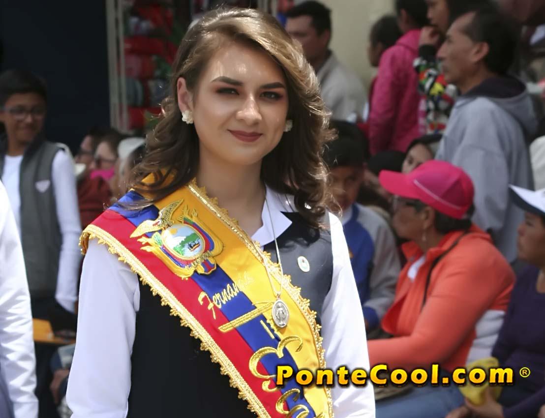 U. E. Rodríguez Albornoz Desfile del 12 de Noviembre de 2019