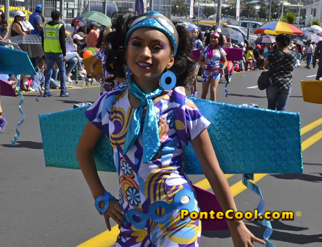 Desfile Pregón Fiestas de Ambato 2020