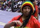Colegio Guayaquil Desfile Fiesta de la Fruta y de las Flores Ambato 2012