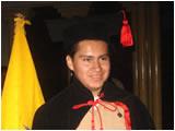 Graduaci�n de la promocion 2006 - 2007 del Instituto Superior Bolivar