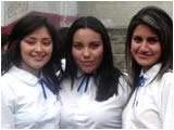 Graduación del Colegio Experimental Ambato