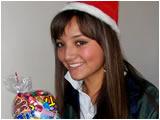 Navidad 2010 Colegio Indoamerica de Ambato